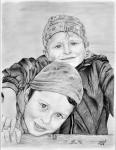 kresba-portret-kluci_sourozenci-02022016