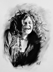 kresba_drawing_portret-Janis_Joplin