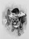 kresba-obraz-portret-dvojice-pes-nazakazku-art-realisticka-RadekZdrazil-20180228