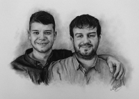 kresbanaprani-portret-dvojice-nazakazku-art-realisticka-RadekZdrazil-20181226