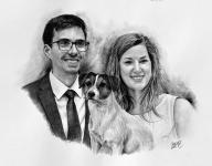 kresbanaprani-portret-dvojice-pes-na-nazakazku-art-realisticka-RadekZdrazil-20180508
