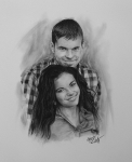 kresbanaprani-portret-obraz-nazakazku-kresby-art-realisticka-dvojice-A3-autor-RadekZdrazil-20191209
