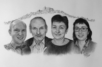 kresbanaprani-portret-obraz-nazakazku-kresby-art-realisticka-skupinovyportret-A2autor-RadekZdrazil-20191122