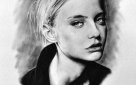 kresba portrét kusakina